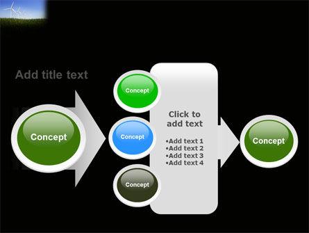 Wind Mills PowerPoint Template Slide 17
