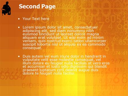 Student Mathematics PowerPoint Template, Slide 2, 03717, Education & Training — PoweredTemplate.com