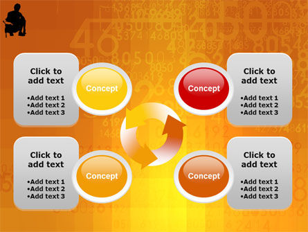 Student Mathematics PowerPoint Template Slide 9