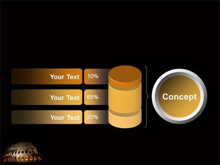 Coliseum PowerPoint Template Slide 11