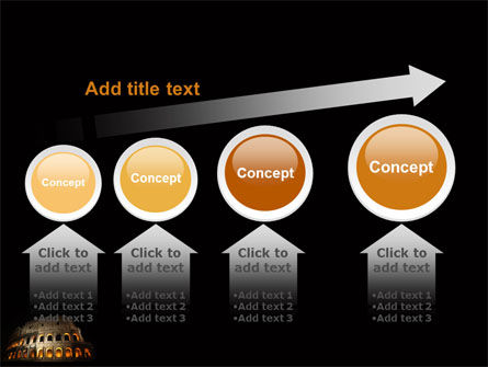 Coliseum PowerPoint Template Slide 13