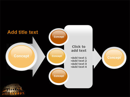 Coliseum PowerPoint Template Slide 17