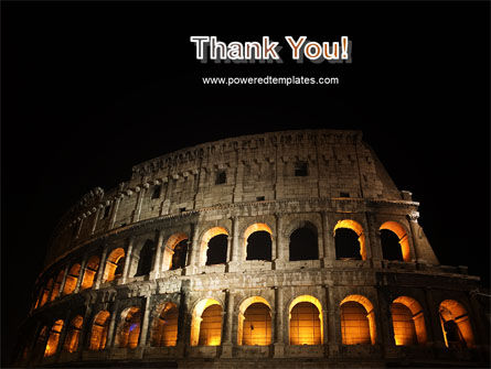 Coliseum PowerPoint Template Slide 20