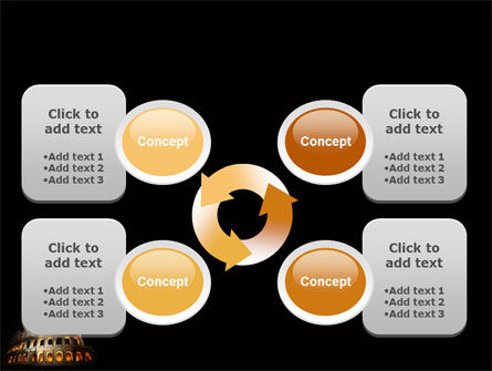 Coliseum PowerPoint Template Slide 9