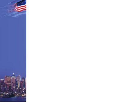 Patriot Day PowerPoint Template, Slide 3, 03725, America — PoweredTemplate.com