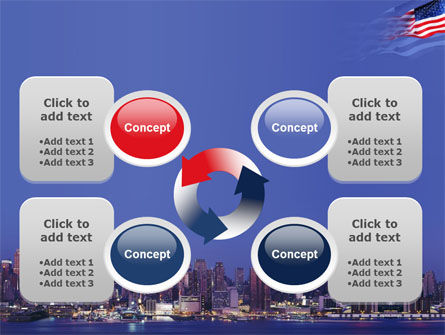 Patriot Day PowerPoint Template Slide 9