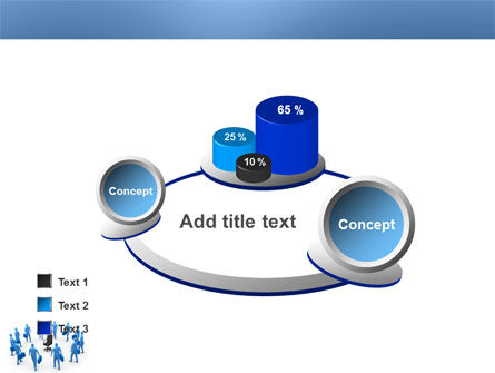 Leader Seat PowerPoint Template Slide 16