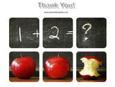 Arithmetic In School PowerPoint Template#20