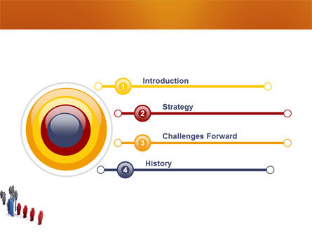 Allocation PowerPoint Template Slide 3