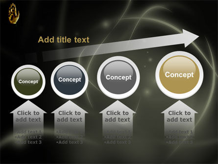 Keys On The Palm PowerPoint Template Slide 13