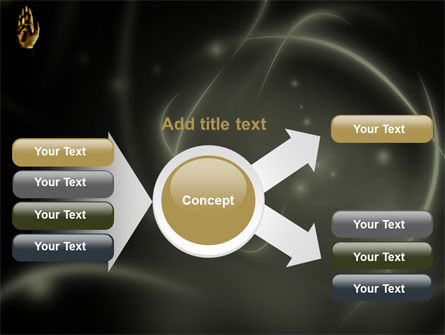 Keys On The Palm PowerPoint Template Slide 14