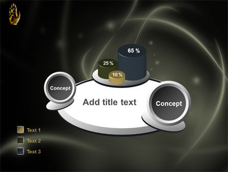 Keys On The Palm PowerPoint Template Slide 16