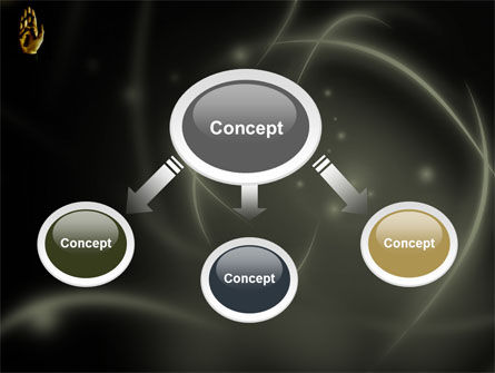 Keys On The Palm PowerPoint Template, Slide 4, 03739, Consulting — PoweredTemplate.com