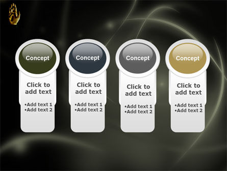 Keys On The Palm PowerPoint Template Slide 5