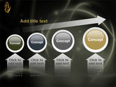 Keys On The Palm PowerPoint Template#13