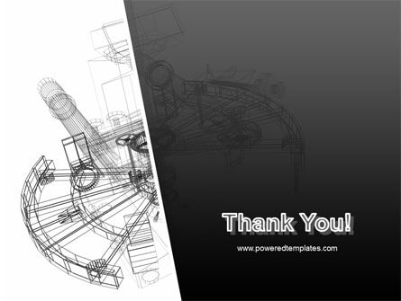 Construction Sketch PowerPoint Template Slide 20