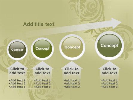 Artistic Frame PowerPoint Template Slide 13