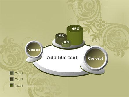 Artistic Frame PowerPoint Template Slide 16
