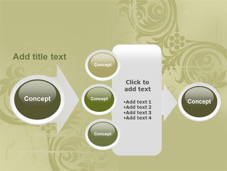 Artistic Frame PowerPoint Template Slide 17