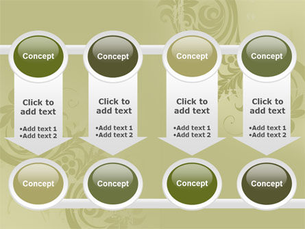 Artistic Frame PowerPoint Template Slide 18