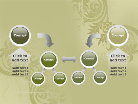 Artistic Frame PowerPoint Template Slide 19