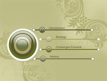 Artistic Frame PowerPoint Template Slide 3