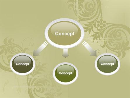 Artistic Frame PowerPoint Template Slide 4
