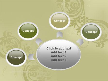 Artistic Frame PowerPoint Template Slide 7