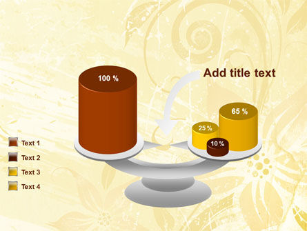 Fanciful Frame PowerPoint Template Slide 10