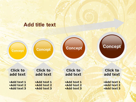 Fanciful Frame PowerPoint Template Slide 13