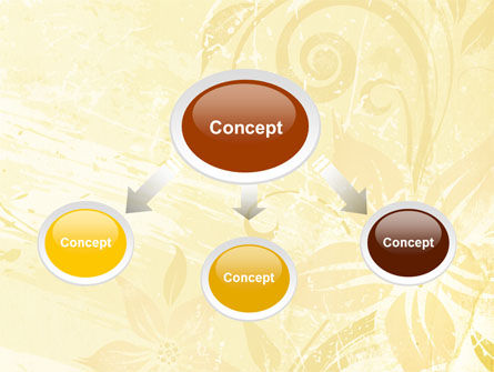 Fanciful Frame PowerPoint Template Slide 4
