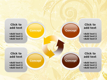 Fanciful Frame PowerPoint Template Slide 9