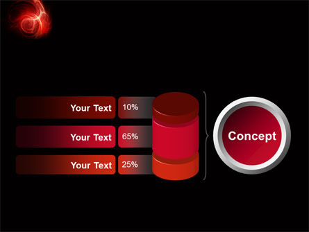 Red Fantasy PowerPoint Template Slide 11