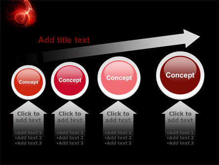 Red Fantasy PowerPoint Template Slide 13