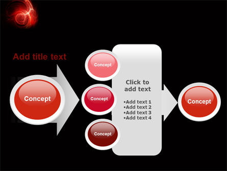 Red Fantasy PowerPoint Template Slide 17