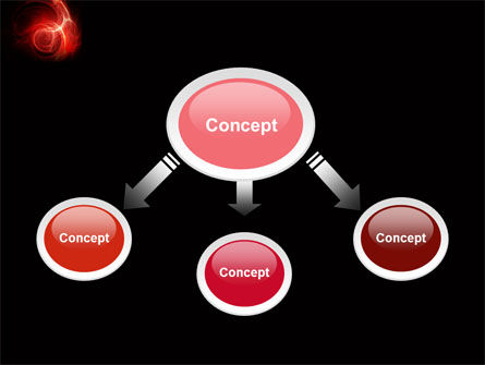 Red Fantasy PowerPoint Template Slide 4