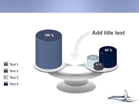 Penguin PowerPoint Template Slide 10