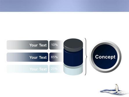 Penguin PowerPoint Template Slide 11