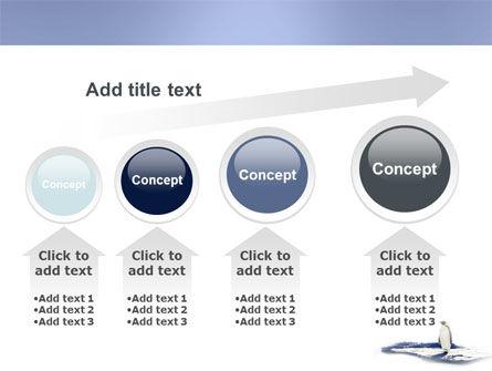 Penguin PowerPoint Template Slide 13