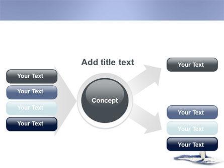 Penguin PowerPoint Template Slide 14