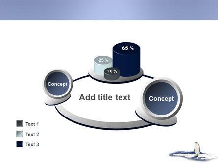 Penguin PowerPoint Template Slide 16