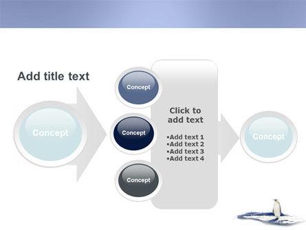 Penguin PowerPoint Template Slide 17