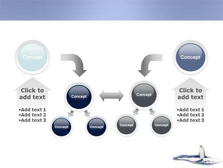 Penguin PowerPoint Template Slide 19
