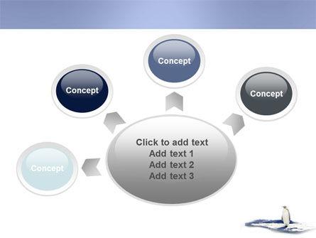 Penguin PowerPoint Template Slide 7