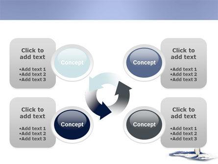 Penguin PowerPoint Template Slide 9