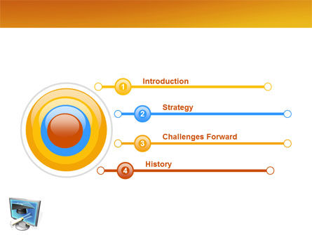 Long Range Education PowerPoint Template, Slide 3, 03754, Technology and Science — PoweredTemplate.com