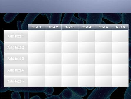 Bacillus PowerPoint Template Slide 15