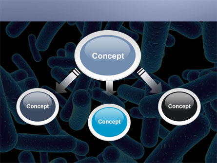 Bacillus PowerPoint Template, Slide 4, 03757, Medical — PoweredTemplate.com