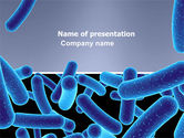 Medical: Bacillus PowerPoint Template #03757