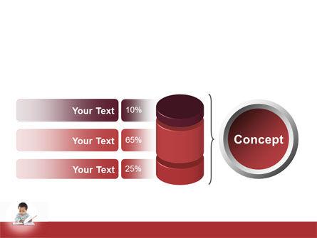 Kid Learning PowerPoint Template Slide 11